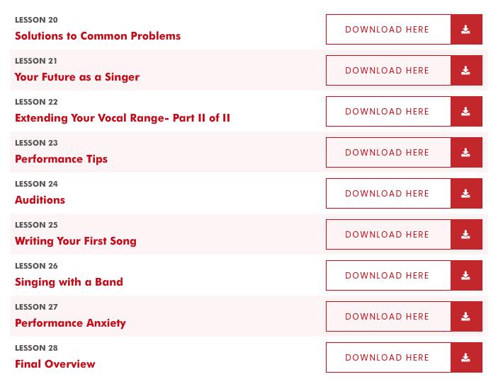 singorama 2.0 your future as a singer