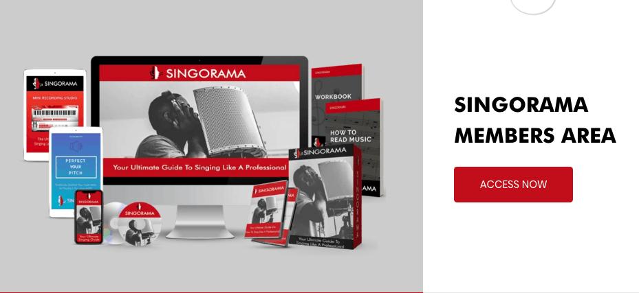 singorama 2.0- homepage